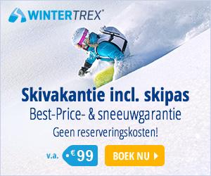 Wintertrex wintersport aanbieding!